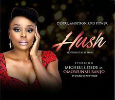 Michelle Dede Joins The AMHush Crew As Omowunmi Banjo