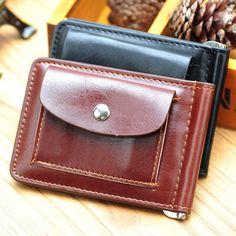 $18.99 (Buy here: https://alitems.com/g/1e8d114494ebda23ff8b16525dc3e8/?i=5&ulp=https%3A%2F%2Fwww.aliexpress.com%2Fitem%2F2015-Hot-Selling-Mini-Money-Clip-Fashion-Men-Wallets-Male-Purse-Men-Leather-Wallet-Brown-Black%2F32468216979.html ) 2015 Hot Selling Mini Money Clip Fashion Men Wallets Male Purse Men Leather Wallet Brown Black for just $18.99