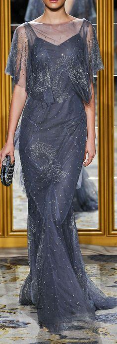 Marchesa at New York Fashion Week Spring 2012