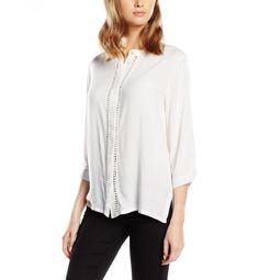 Puedes combinar esta blusa como quieras. Look formal ¿O informal? Lo que mas te guste. #spring16 #midseason #fashion #complementos #fulares sendashop.es