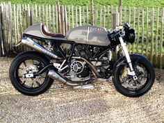 Crashed Ducati Sport 1000 Becomes Eye-Candy Custom Bike [Photo Gallery] Ducati Sport Classic 1000, Ducati Sport 1000, Ducati Classic, Moto Ducati, Ducati Motorcycles, Cafe Racer Motorcycle, Women Motorcycle, Motorcycle Quotes, Motorcycle Design