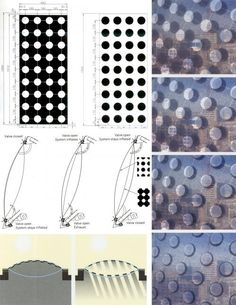 ETFE dynamic solar shading in MediaTIC, Barcelona [553] | filt3rs