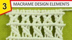 Design Elements - Crosses and Stripes