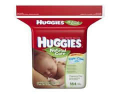 Huggies Natural Care Fragrance Free Baby Wipes, 552 Total Wipes 184 Count (Pack of 3), Packaging May Vary by Huggies, http://www.amazon.com/dp/B006LX8QOC/ref=cm_sw_r_pi_dp_KyA1rb073879Q