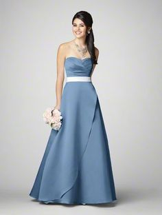"""Alfred Angelo - this color is called """"Once Upon a Time"""""""