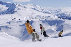 Blackcomb Glacier, BC