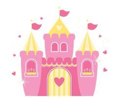 Disney Castle Clipart