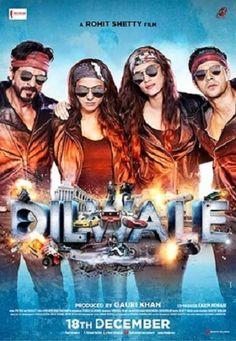 Download Film Dilwale (2015) 720p BRRip Subtitle Indonesia
