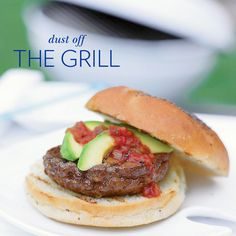 Tip: Stuff your burger patties with 2 Tbsp. of Philadelphia Chive & Onion Cream Cheese (or new Jalapeno Cream Cheese if you don't mind a little kick), grill and serve!