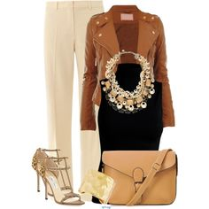"""""""Gold Jewelry"""" by debpat on Polyvore"""
