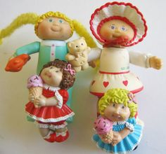 Vintage 80s Cabbage Patch Kids