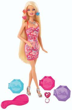 Barbie color tiza Peluquería Doll Sólo $ 7.79 ENVIADO!