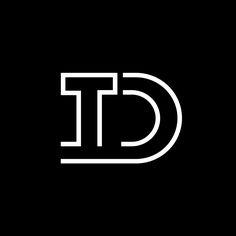 National Design Institute by Benoy Sarkar, 1967. #logoarchive #monogram #branding