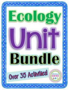 Periodic table color coding powerpoint with blank table pinterest ecology unit bundle over 35 activities urtaz Image collections
