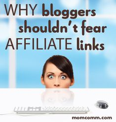 **** GOOD POST How to Use Affiliate links and Why Bloggers Shouldn't Fear Affiliate Links = plus a link in this post to some recommended networks