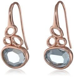 Bronze with Multi-Plating Sky Blue Topaz Circle Dangle Earrings Amazon Curated Collection,http://www.amazon.com/dp/B00D4LIVOE/ref=cm_sw_r_pi_dp_fLs4sb04C7CCP867
