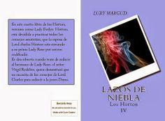 Mi rinconcito de lectura: LAZOS DE NIEBLA de LURY MARGUD