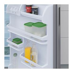 FROSTIG Top freezer