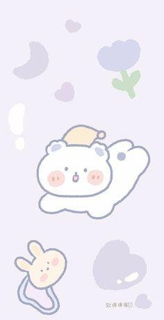 Cute Pastel Wallpaper, Soft Wallpaper, Graphic Wallpaper, Cute Patterns Wallpaper, Iphone Background Wallpaper, Cute Anime Wallpaper, Aesthetic Iphone Wallpaper, Cute Wallpaper Backgrounds, Cute Cartoon Wallpapers