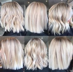Blondessss Blondessss Related posts:Rich and Shiny Brunette (Mane Fun Dark Brown Hair Ideas to Shake Things UpThe Balayage Hair Color Inspiration You Need to Lighten Up Your der coolsten brünetten Balayage gewellten. Cut My Hair, Hair Cuts, Hair Inspo, Hair Inspiration, Medium Hair Styles, Short Hair Styles, How To Style Short Hair, Brown Blonde Hair, Short Blond Hair