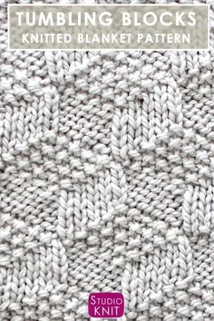 Baby Knitting Patterns, Knitting Stiches, Easy Crochet Patterns, Crochet Patterns Amigurumi, Easy Knit Baby Blanket, Knitted Baby Blankets, Knitted Blankets, Knitting For Beginners, Start Knitting