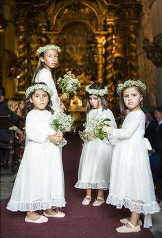 Baby's breath head wreathe for Makayla Magical Wedding, Chic Wedding, Wedding Styles, Dream Wedding, Wedding Things, Bridesmaid Flowers, Bridesmaid Dresses, Wedding Dresses, Wedding Bouquet