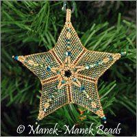 Twinkle Twinkle Little Star : Manek-Manek Beads - Jewelry | Kits | Tutorials | Workshops
