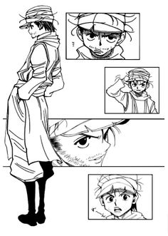 Ging Freecss Hisoka, Killua, Hxh Characters, Fictional Characters, Zoldyck Family, Ging Freecss, Yoshihiro Togashi, Love My Husband, Character Development