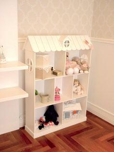 Narrow doll house