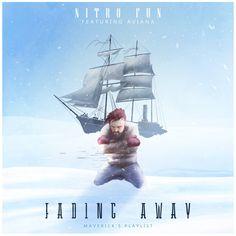 Nitro Fun - 'Fading Away' Album Cover by petirep