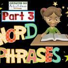 Word Phrase sets are a great tool for students to practice reading common phrases in the English language. Have the students practice reading the 9...