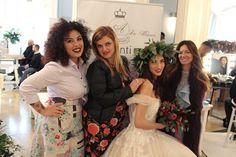 Lovely moments @beyouty_official @seta_atelier @luisa.dibenedetto @angelinadenigris  Una giornata esperienziale nella splendida location di Villa Scipione per il primo #BridalParty d'Italia organizzato da @zankyou_matrimonio nazionale interamente alla bride. Trucco acconciatura e tanto stile per le future spose   Be bride be Beyouty  #zankyou #Beyouty #Bridal #party #wedding