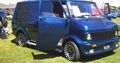 Anyone who was a kid during the 70s and 80s remembers the CF Bedford Van. You likely knew someone wh