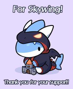 Reward Art for SkyWing! by Vress-shark Pet Shark, Baby Shark, Cute Kawaii Drawings, Cute Animal Drawings, Pokemon, Cute Comics, Cute Creatures, Furry Art, Funny Cute