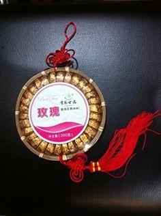 Thé noir Tuocha, Grade A 200 grammes de bambou plaque emballage, http://www.amazon.fr/dp/B014PNDPFO/ref=cm_sw_r_pi_awdl_U7O2wb186E7BH