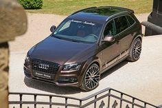 Another Brown Audi from Senner Tuning: 213 HP Q5 TDI - autoevolution