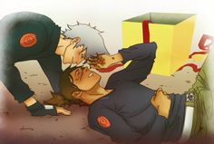 Request no.4 by Lei-sam on deviantART KakaIru - Kakashi x Iruka