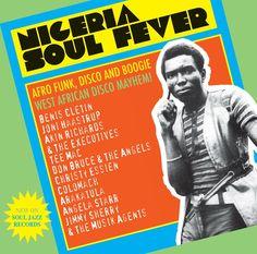 Soul Jazz Afro Heat