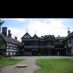 Tudor Hall Cheshire, (photo Mandy Joyce)