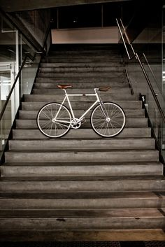 My Bike, somehow making the rounds over the interwebs. No credit given anywhere else though (assholes) but clicking this image now links to my original post.     P.s Bicycles are rad :)