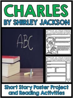 essay questions for charles by shirley jackson View charles by shirley jackson questionspdf from econ i at uncuyo name: _ hour: _ charles by shirley jackson choose the best answer for each question below _ 1 i watched him go off the first.