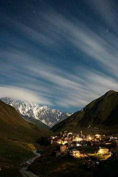Ushguli Svaneti