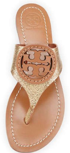 Tory Burch resort shoes