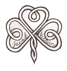 celtic shamrock | Celtic Shamrock Tattoos Gallery Tattoo Designs Picture