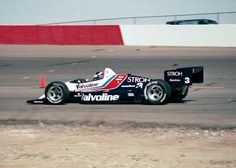 Al Unser, Jr. - March 88C Cosworth - Rick Galles Racing - Checker 200 - 1988 PPG Indy Car World Series, round 1