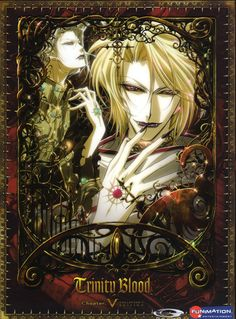 Trinity Blood - Nightroad Brothers