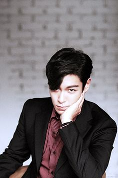 Thoughtful T.O.P, Big Bang.