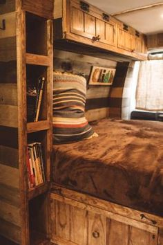 Post with 77 votes and 2996 views. Tagged with cabin, tiny house, rustic, campervan, vanlife; Shared by helloilikeyourshirt.