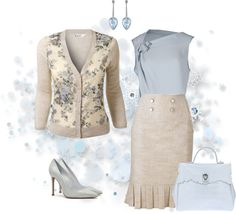 """""""Untitled #1363"""" by msdanaue ❤ liked on Polyvore"""