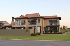 Earp Construction develops and sells properties in George on the Garden Route in South Africa. There are a range of design styles and sizes to suit your budget. Design Your Dream House, Build Your Dream Home, My Dream Home, Minimalist House Design, Minimalist Home, Modern House Design, Double Storey House Plans, Different Architectural Styles, Earls Court
